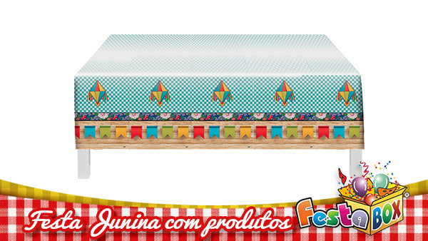 Festa Junina com Produtos FestaBox 6
