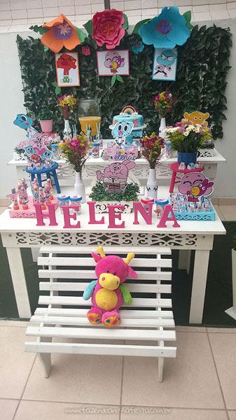 Festa O Incrível Mundo de Gumball da Helena 3