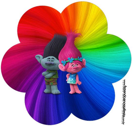 Flor Trolls