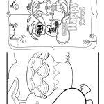 Livrinho para Colorir Trolls