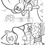 Livrinho para Colorir Trolls 5