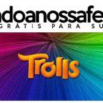 Rótulo Pote Papinha Nestle Trolls