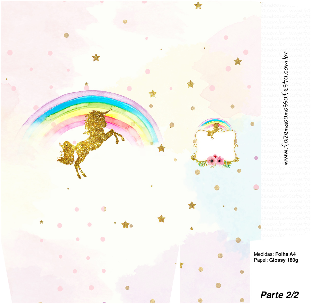 httpfazendoanossafestacombr201705unicornio kit festahtml unicorn printables pinterest unicorns and unicorn party