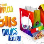 Trolls Kit Festa Grátis para Imprimir + 100 Moldes