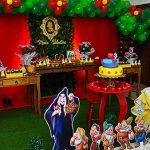 Festa Branca de Neve da Maria Valentina