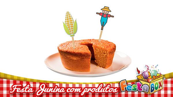 Ideias para Festa Junina personalizada com Produtos FestaBox 12