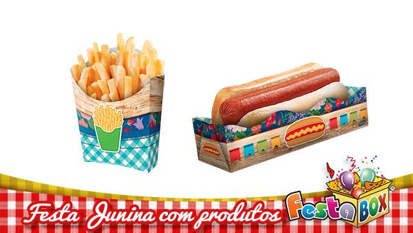 Ideias para Festa Junina personalizada com Produtos FestaBox 6