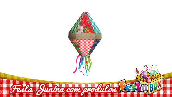 Ideias para Festa Junina personalizada com Produtos FestaBox 8
