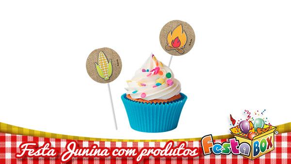 Ideias para Festa Junina personalizada com Produtos FestaBox 9
