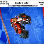 Bisnaga Brigadeiro 15gr Blaze and the Monster Machines