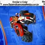 Bisnaga Brigadeiro 30gr Blaze and the Monster Machines