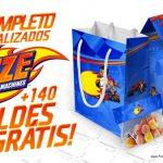 Blaze and the Monster Machines Kit Festa Grátis para Imprimir