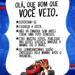Cartão Agradecimento Quadro Blaze and the Monster Machines