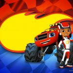 Convite Blaze and the Monster Machines 2