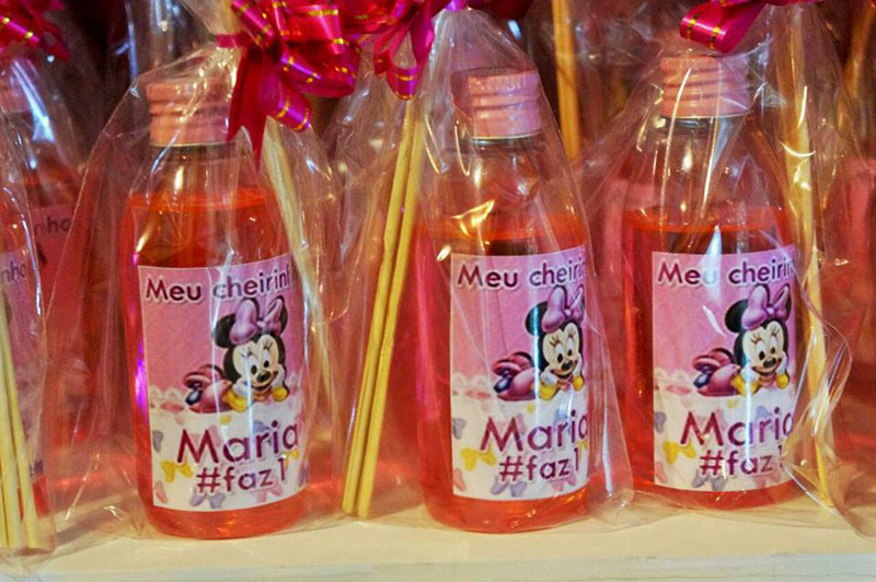 Difusor Festa Minnie Baby da Maria