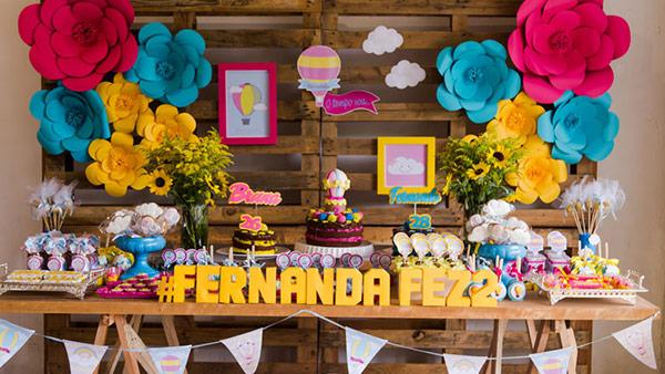 Festa Balões da Fernanda 10