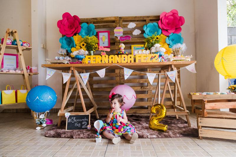 Festa Balões da Fernanda 4