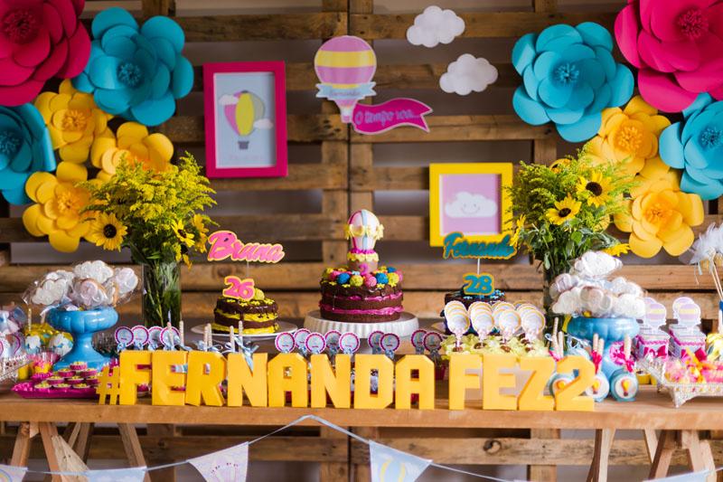 Festa Balões da Fernanda 6