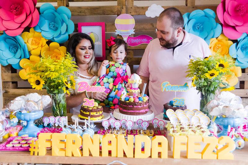 Festa Balões da Fernanda