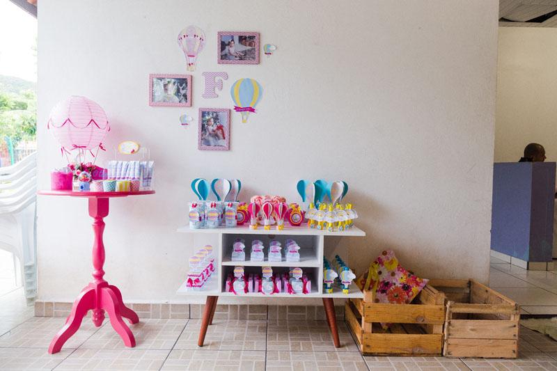 Festa Infantil Balões da Fernanda 4
