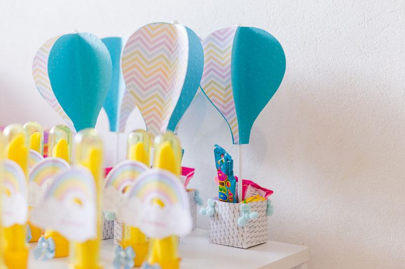 Festa Infantil Balões da Fernanda 6