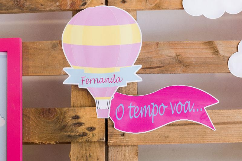 Festa Infantil Balões da Fernanda