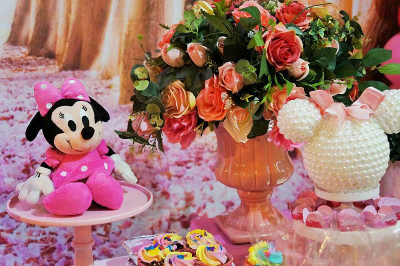 Festa Infantil Minnie Baby da Maria 2