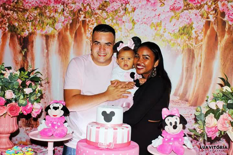 Festa Minnie Baby da Maria 5