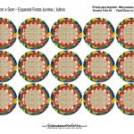 Mini Kit Festa Junina Toppers 2