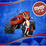 Mini MeM Blaze and the Monster Machines Kit Festa