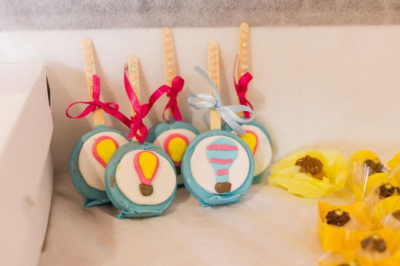 Pirulitos Festa Infantil Balões da Fernanda