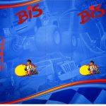 Rótulo Bis Blaze and the Monster Machines Kit Festa