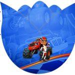 Tulipa Blaze and the Monster Machines Kit Festa