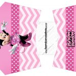 Envelope Fritas Minnie Rosa