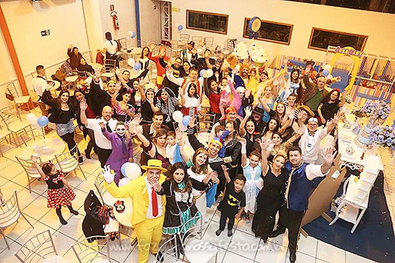 Festa Criativa 30 anos da Tamires 8