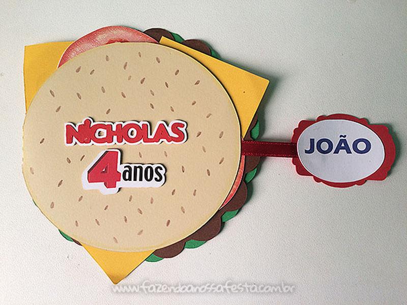 Festa McLanche do Nicholas 6