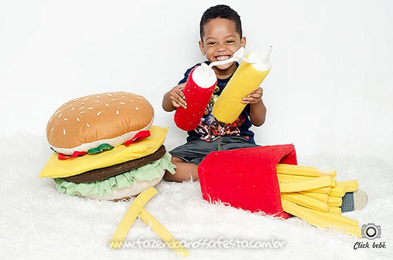 Festa Infantil McLanche do Nicholas 10
