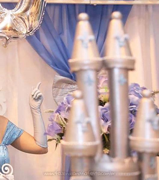 Festa a Fantasia 30 anos da Tamires