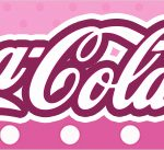 Rotulo Coca cola Minnie Rosa