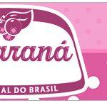 Rotulo Guaraná Caculinha Minnie Rosa