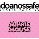 Rotulo Pote Papinha Nestle Minnie Rosa