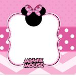 Rotulo para Squezze Minnie Rosa