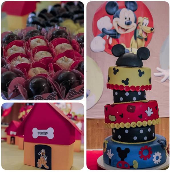 Créditos: @adonafesta_sp 2 Ideias para Festa Mickey Mouse