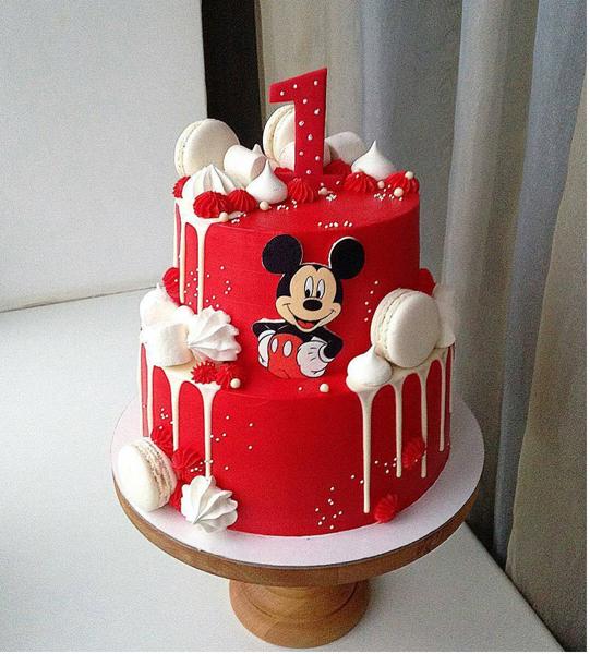 Créditos: @kasadelika Ideias para Festa Mickey Mouse 1