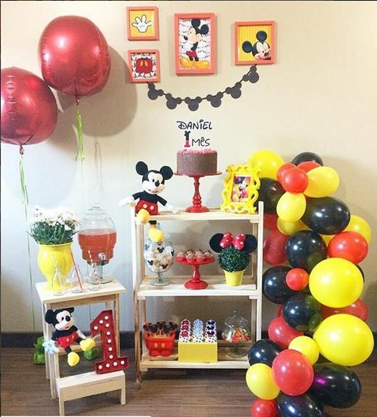 Créditos: @lovepartypaper 2 Festa Mickey Mouse