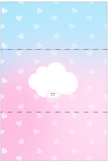 Bala Personalizada Chuva de Amor