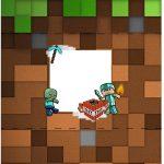 Bala Personalizada Minecraft