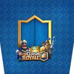 Balde de Pipoca Clash Royale Kit Festa