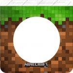Bandeirinha Varalzinho Quadrada Minecraft