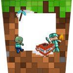 Bisnaga Brigadeiro Minecraft